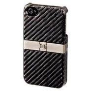 Футляр Hama H-107152 Stand для Apple iPhone 4/4S выдвижная ножка-подставка пластик черный