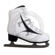 Фигурные коньки TZ 215B (06914) размер 37