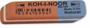 Ластик комбинированный K-I-N 6521/60 красно-синий (00403)