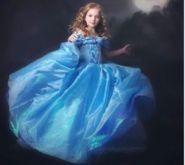 Костюм принцессы  платье 27521 р.115-128 , от 6-8 лет